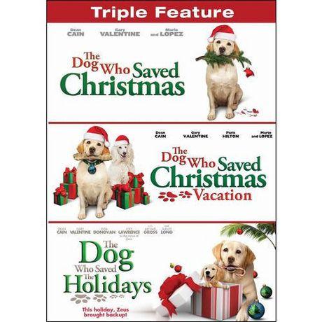 The Dog Who Saved Christmas / The Dog Who Saved Christmas Vacation ...
