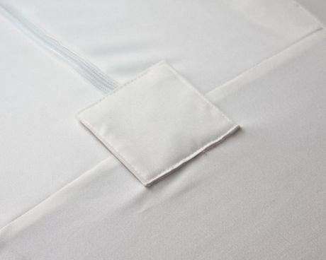 enveloppe de matelas silverclear de luxe walmart canada. Black Bedroom Furniture Sets. Home Design Ideas