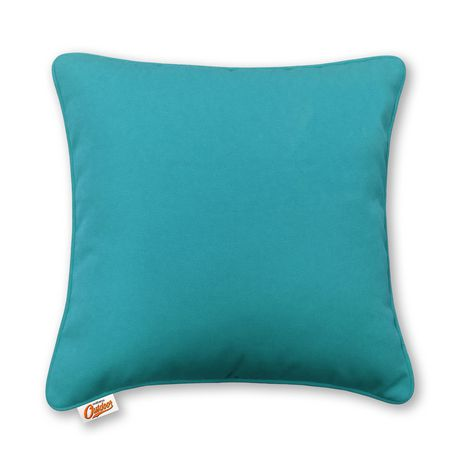 """Millano Blue Outdoor Cushion 20"""" x 20"""" - image 1 of 3"""