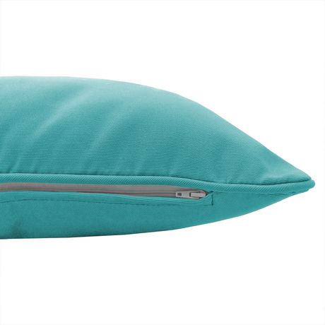 """Millano Blue Outdoor Cushion 20"""" x 20"""" - image 2 of 3"""