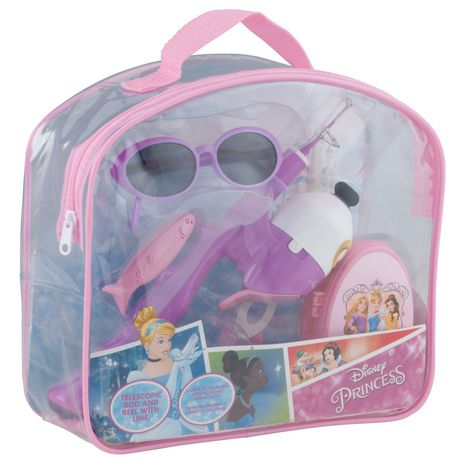 Shakespeare Princess Kids Fishing Backpack Kit - image 1 of 1