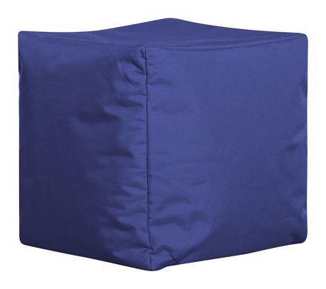 Pouf en forme de cube Brava de Sitting Point - image 2 de 3