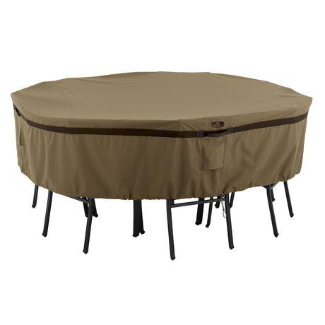 Petite couverture de table et chaise hickory classic accessories - Petite table et chaise ...