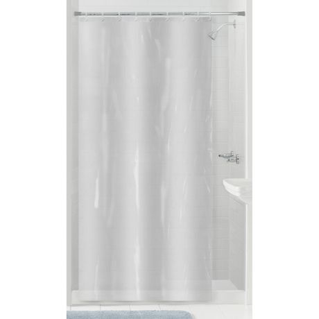 Mainstays Heavyweight 10G Stall Shower Curtain Liner