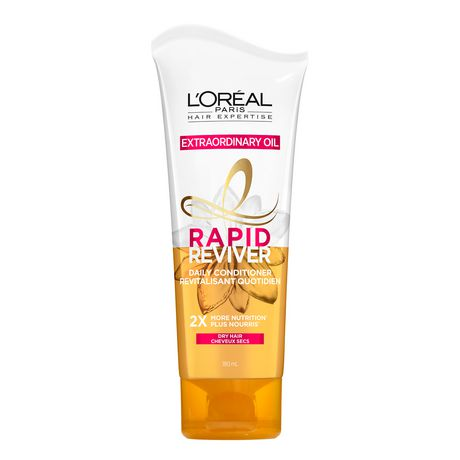 L'Oreal Paris Hair Expertise Extraordinary Oil Conditioner Rapid Reviver,  180 ml