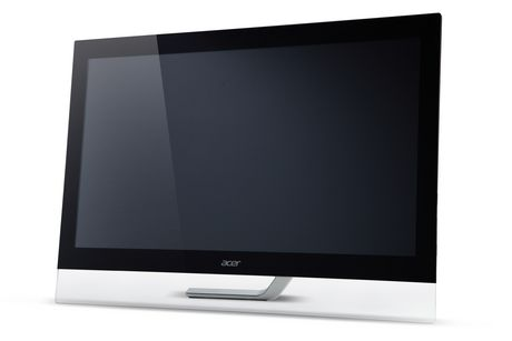 Acer 23 Quot Fhd Lcd Smart Monitor T232hl Abmjjz Walmart Canada