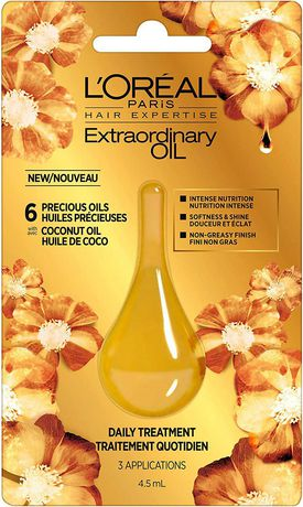 Hair Expertise Extraordinary Oil Daily Treatment, 4.5 ml - image 1 of 7