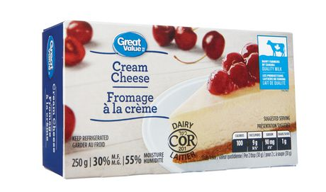Great Value Cream Cheese - image 2 of 3