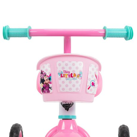Disney Minnie Girls' Steel Tricycle, by Huffy - image 3 of 6