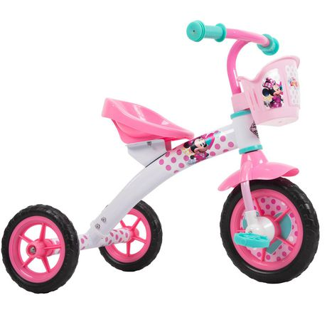 Disney Minnie Girls' Steel Tricycle, by Huffy - image 5 of 6
