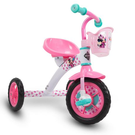 Disney Minnie Girls' Steel Tricycle, by Huffy - image 2 of 6