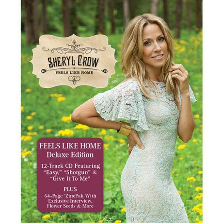 sheryl crow feels like home 39 zinepak walmart exclusive walmart canada. Black Bedroom Furniture Sets. Home Design Ideas