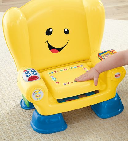 Fisher-Price Laugh & Learn Smart Stages Chair - French Edition - image 3 of 9