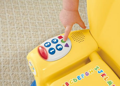 Fisher-Price Laugh & Learn Smart Stages Chair - French Edition - image 5 of 9