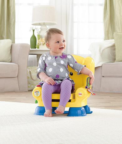 Fisher-Price Laugh & Learn Smart Stages Chair - French Edition - image 6 of 9