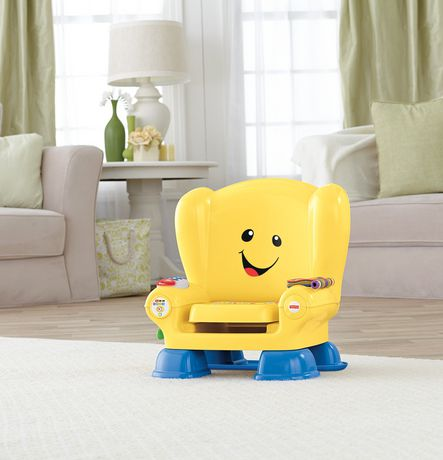 Fisher-Price Laugh & Learn Smart Stages Chair - French Edition - image 7 of 9