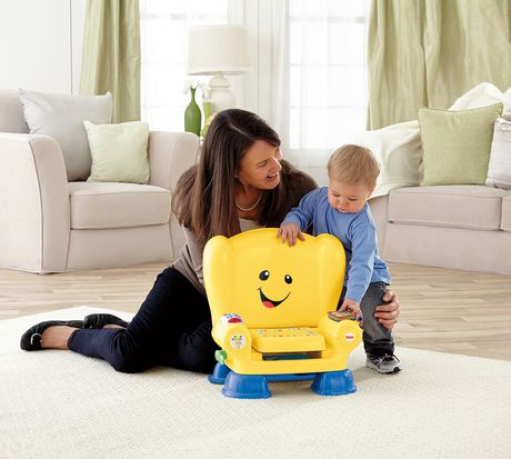 Fisher-Price Laugh & Learn Smart Stages Chair - French Edition - image 8 of 9