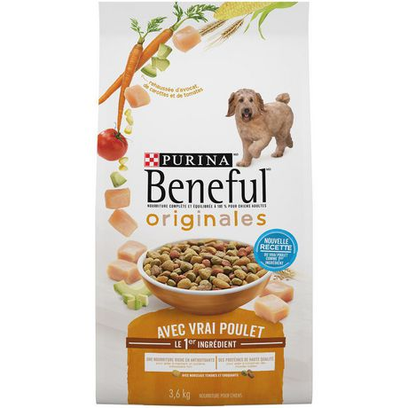 Beneful Originals Dry Dog Food Chicken 16 kg