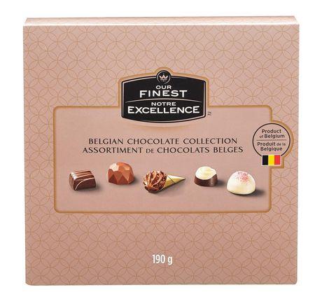 Assortiment de chocolats belges Notre Excellence - image 1 de 2