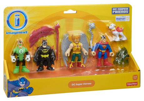 Fisher-Price Imaginext DC Super Friends Heroes - image 2 of 2