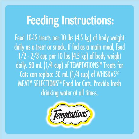 Whiskas Temptations Tempting Tuna Flavour Treats for Cats - image 3 of 4