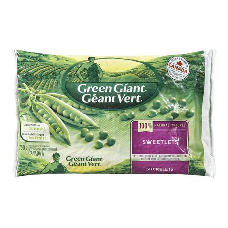 Green Giant Frozen Vegetables - Sweetlets Peas - image 1 of 1