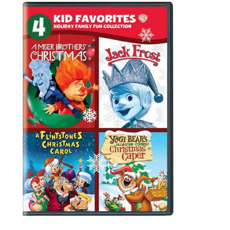 4 Kid Favorites: Holiday Family Fun Collection - A Miser Brothers ...