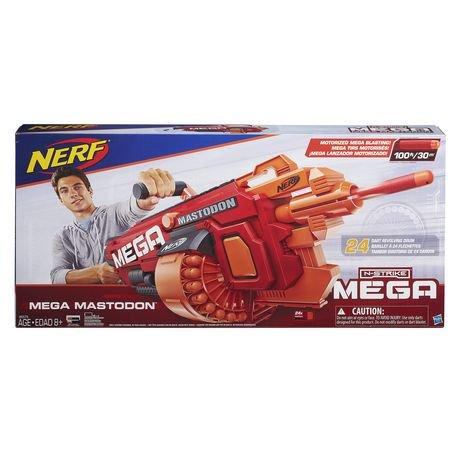 Nerf Zombie Strike Sledgefire Blaster - Walmart.com