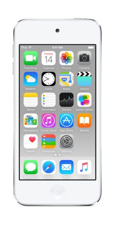 apple-ipod-touch-16gb-(6th-generation) by apple