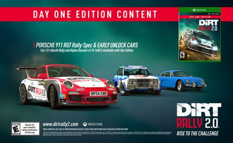 DiRT Rally 2.0 (Day 1 Edition) (Xbox One) - image 2 of 6