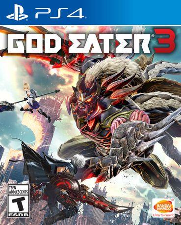 God Eater 3 (Playstation 4) - image 1 de 1