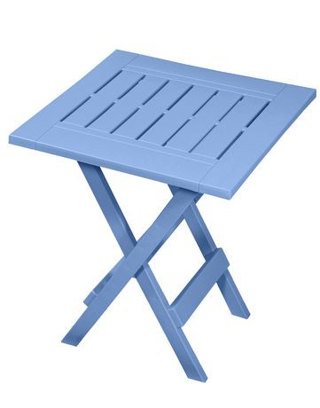 Table auxiliaire pliante gracious living walmart canada for Table exterieur walmart