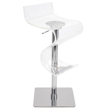 tabouret de bar contemporain viva de lumisource walmart canada. Black Bedroom Furniture Sets. Home Design Ideas