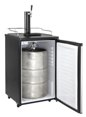 danby 5 4 cu ft compact keg cooler. Black Bedroom Furniture Sets. Home Design Ideas