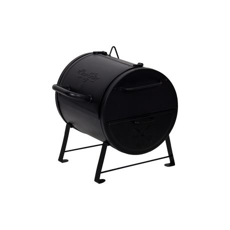 Grumblies Char-Griller Table-Top And Side Fire Box Portable Charcoal Grill - image 3 of 5