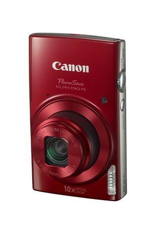Canon Powershot ELPH 190IS HS Digital Camera - image 2 of 7