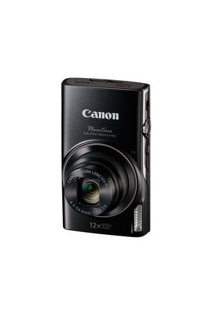 Canon Powershot ELPH 360 HS Silver Digital Camera - image 2 of 7