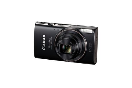 Canon Powershot ELPH 360 HS Silver Digital Camera - image 3 of 7