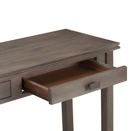 Stratford table console pour salon walmart canada for Console salon