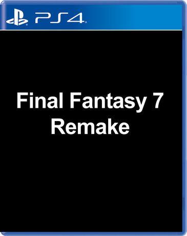 Final Fantasy VII Remake Standard Edition (PS4) - image 1 of 1