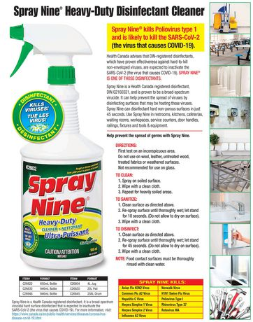 Spray Nine Heavy Duty Biodegradable Cleaner - image 2 of 4