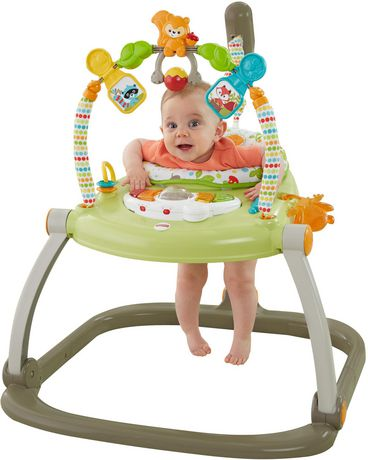 Fisher-Price Woodland Friends Space Saver Jumperoo - image 2 of 9