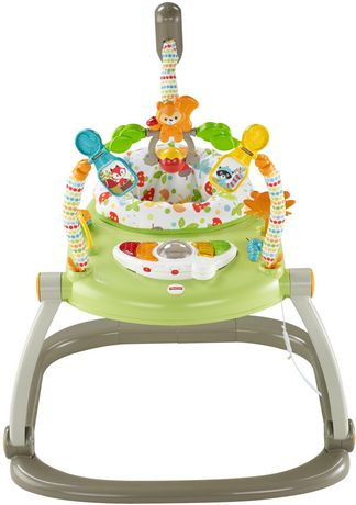 Fisher-Price Woodland Friends Space Saver Jumperoo - image 6 of 9