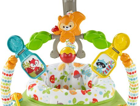 Fisher-Price Woodland Friends Space Saver Jumperoo - image 7 of 9