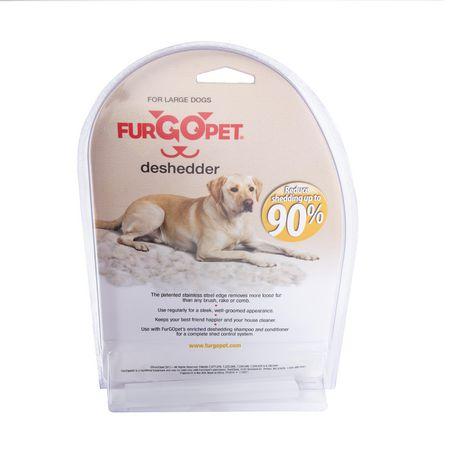 Furgo Deshedder Brush/Comb for Large Dogs - image 6 of 6