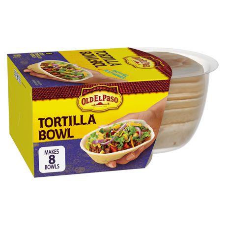 Old El Paso Tortilla Bowl | Walmart Canada