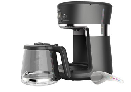 Oster® Easy Measure 12-Cup Programmable Coffee Maker, Black - image 3 of 3