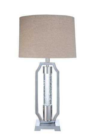 ACME Cici Table Lamp in Chrome - image 2 of 4