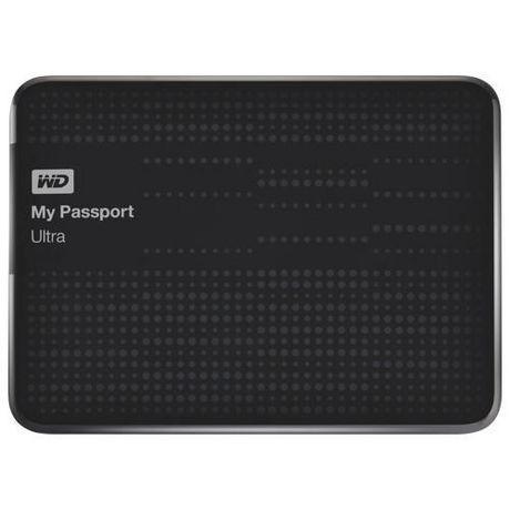 Western Digital WD My Passport Ultra 2TB External USB 3.0 ...