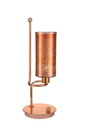 ACME Gwen Table Lamp in Rose Gold - image 1 of 4